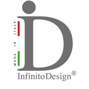 InfinitoDesign progetta e produce Prodotti Made in Italy