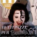 Copertina Boulevart su Il Mese di Parma