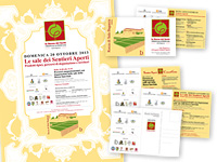 La Rocca del Gusto – Graphic & Communication Design per Evento