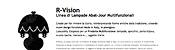 R-Vision - Lampade Multiuso