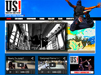 US Factory Street Dance – Sito Web e Facebook Ads