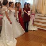 Antonella e le modelle